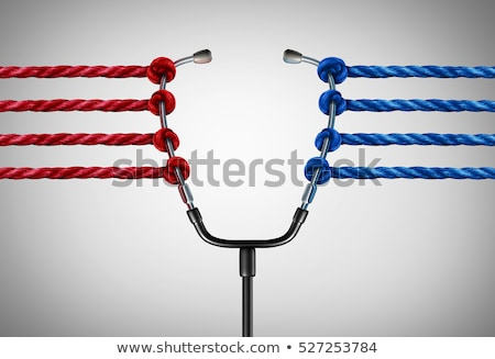Medical Politics Stock photo © Lightsource
