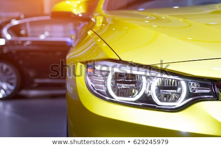 車 · 頭 · 光スイッチ · 浅い · ビジネス · 会議 - ストックフォト © Phantom1311