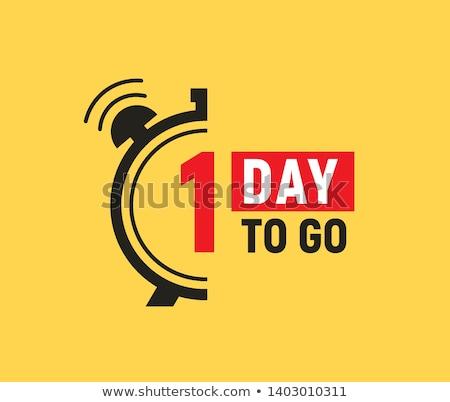 One Day Stock photo © psychoshadow