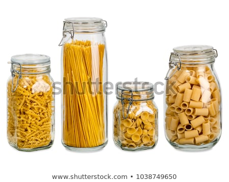 большой · пасты · коллекция · итальянский · сушат · продовольствие - Сток-фото © sumners