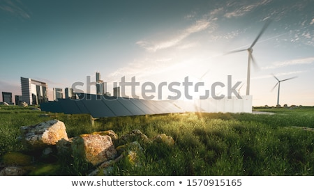 Pollution Solution Stock photo © Lightsource