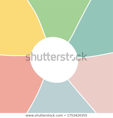 Market Segmentation in Multicolor. Doodle Design. Stock photo © tashatuvango