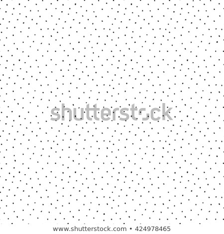 Draawing dotted pattern - seamless. Stock photo © ExpressVectors
