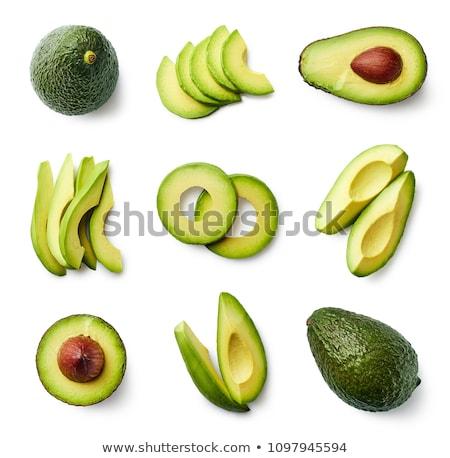 свежие авокадо Top мнение Сток-фото © M-studio