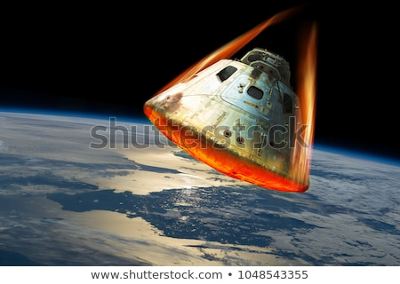 The astronaut returns to earth Stock photo © ConceptCafe