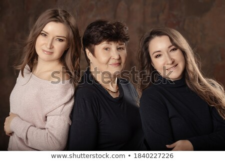 Meeting with the close family is very important for them Stock photo © Lopolo