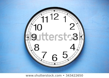 blank clockface stock photo © devon