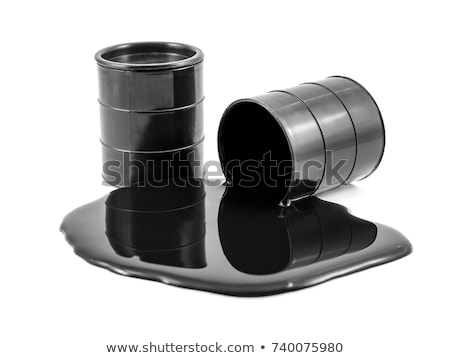 Crude oil or petroleum  Stock photo © ajlber