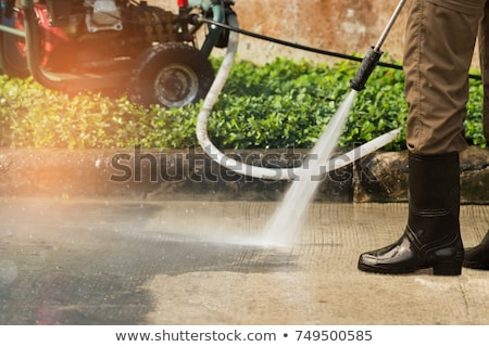 Pressure cleaning Stock photo © creisinger