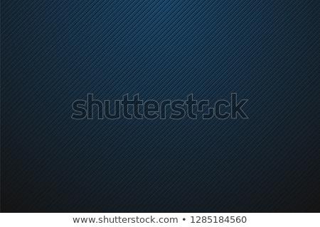 полосатый · ткань · поверхность · темно · синий · текстуры - Сток-фото © Ecelop