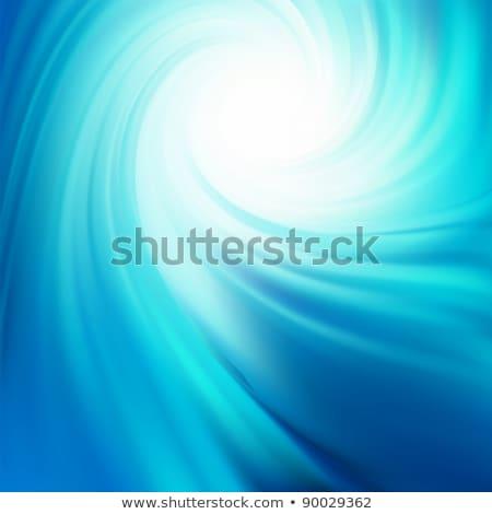 Illustration of water swirling. EPS 8 Stock photo © beholdereye