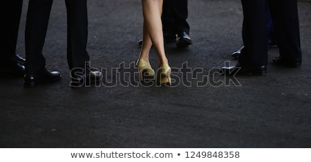 Men's and women's shoes Stock photo © a2bb5s