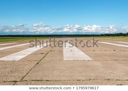 airfield stock photo © vadimmmus