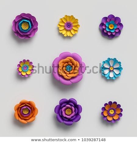 colorido · papel · eps · 10 · vetor · arquivo - foto stock © limbi007