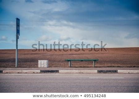 Ouest bus gare intérieur vue lobby Photo stock © StormPictures