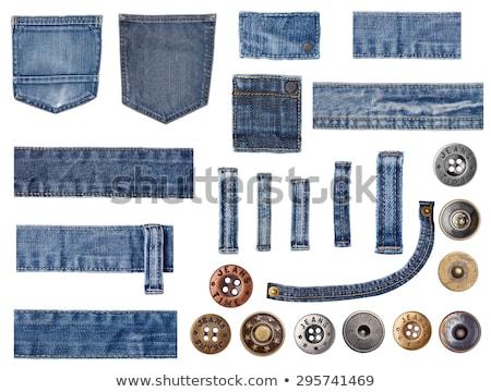 blue jeans detail Stock photo © gewoldi