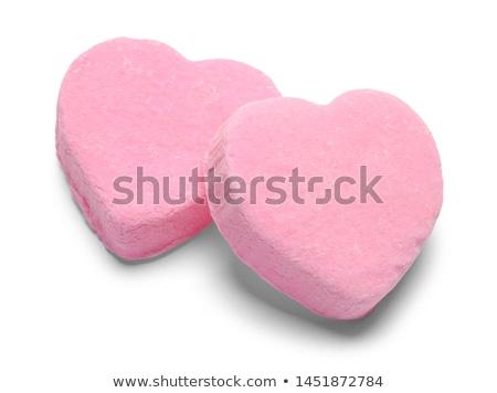 mutlu · kalpler · yüzey · sevmek - stok fotoğraf © jezper