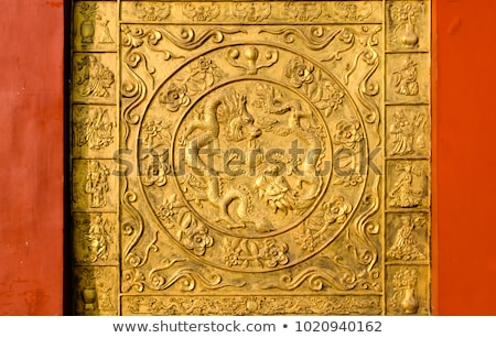 Traditional Chinese temple Stock photo © bbbar