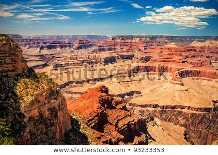 Grand Canyon western rim Stock photo © weltreisendertj