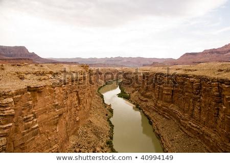 márvány · kanyon · Colorado · folyó · Arizona · USA - stock fotó © meinzahn