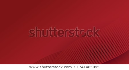 Abstract red technical background Stock photo © heliburcka