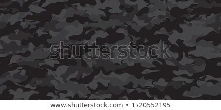 Camouflage military background. Seamless pattern. Stock photo © gladiolus
