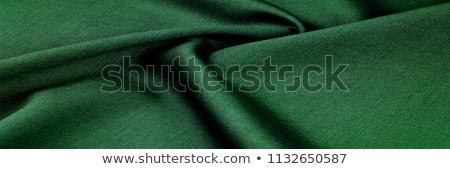 Verde tessili texture materiale abstract sfondo Foto d'archivio © jarin13