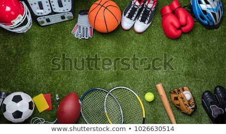 Sports Object Stock photo © stockshoppe