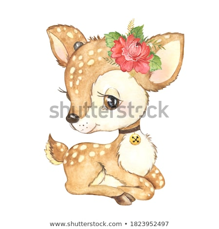 Cute wektora charakter ilustracja baby charakter Zdjęcia stock © kovacevic