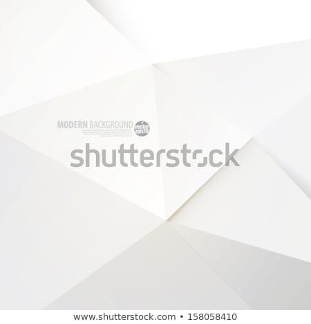 Bianco filo abstract tessili albero sfondo Foto d'archivio © scenery1