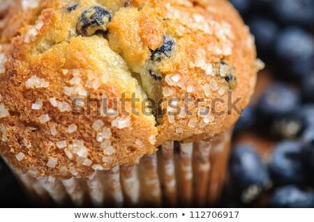 muffin close up Stock photo © shutswis