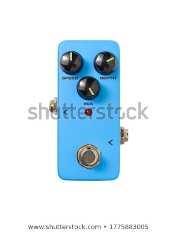 Guitar multi-effects device stock photo © Paha_L