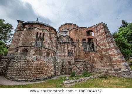 Mozaik müze İstanbul Türkiye 2015 güzel Stok fotoğraf © cosma