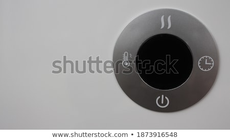 Air condition control set with detailed lcd  Stock photo © vipervxw