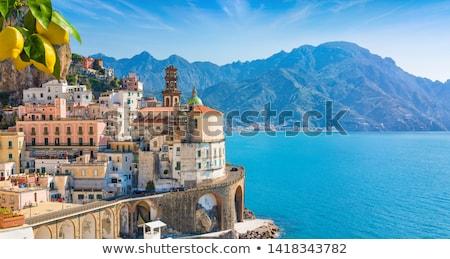 mediterranean coast stock photo © lizard
