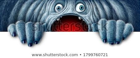Halloween Monsters Stock photo © macropixel