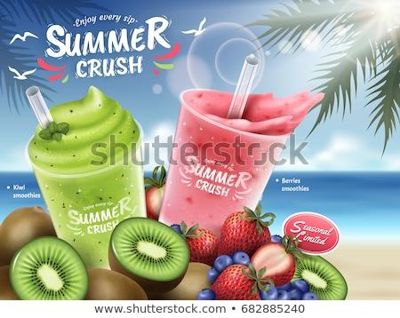 fruit flavored drinks Stock photo © Digifoodstock