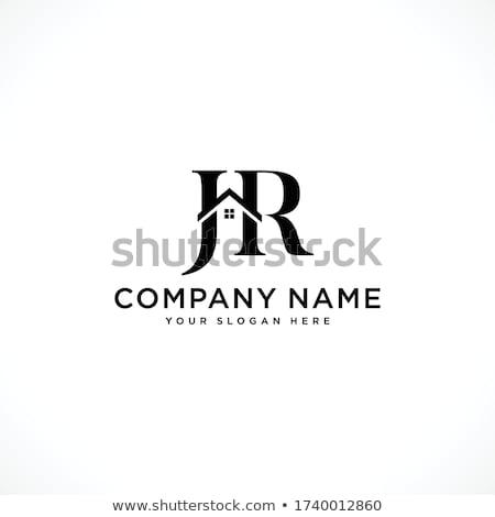Alphabets J to R Stock photo © neelvi