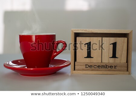 Diciembre calendario internacional día tango Foto stock © Oakozhan