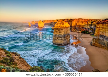 Port Campbell Nationalpark; Port Campbell National Park Stock photo © dirkr