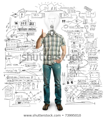affaires · évolution · graphique · technologie · Finance · succès - photo stock © paviem