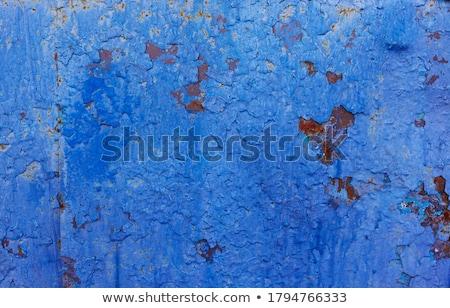 kleurrijk · corrosie · full · frame · veelkleurig · donkere · roest - stockfoto © boggy