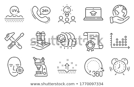 Medical Program for Recovery, Set of Websites Stock photo © robuart