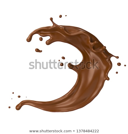 Chocolate with milk tasty twist Stock photo © evgeny89