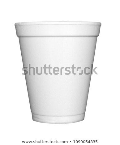 styrofoam cups Stock photo © zkruger