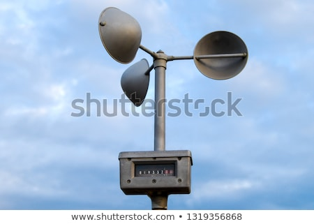 Anemometer Stock photo © leungchopan