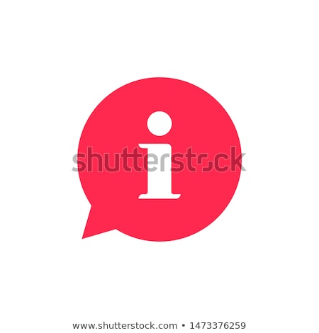 info sign Stock photo © marinini