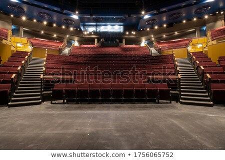 Brits theater Engels arts oude Stockfoto © Lightsource