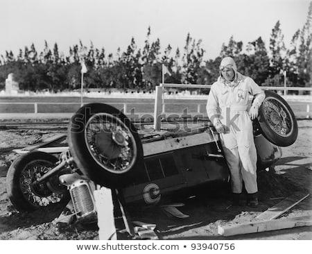 Losing the Race - Automobiles Stock photo © iqoncept