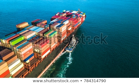 Global Cargo Stock photo © Lightsource